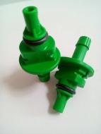 Жиклер рампы АЕВ d 2,0 зеленый