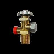 Вентиль ВБ-2 с предохранительным клапаном