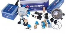 Комплект мини Mimgas электр.(мульт Mimgas,перекл.IN-3)