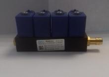 Рампа инжекторная OMVL Valtek 4 ц.