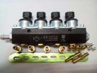 Рампа инжекторная Rail IG-7 4 цилиндра