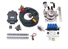 Комплект мини OMVL SAVER-4 (CPR 110KW) с внешним ЭМК,с фильтром SAVER 12*12