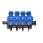 Рампа инжекторная OMVL SUPER LIGHT 4С TP GAZ  4 цил( без датчика)