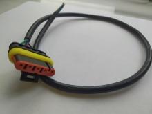 Разъем датчика МАР (5 pin) с проводами