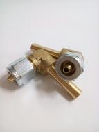 Фитинг в сборе угловой поворотный 90 гр. 8-6 мм