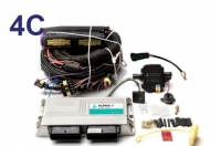 Комплект электроники Alpha D-4