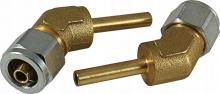 Фитинг-переходник для термотрубки d6/8 135*