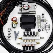 Комплект мини BRC PD 8ц (редуктор V PLUS G-MAX  200-240кВт)
