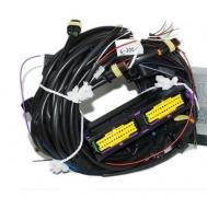 Кабель - комплект DGI 3D Power 4 цил. (аналог)