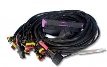 Кабель - комплект DGI 3D Power 6 цил. (аналог)