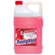 Антифриз Полярник ( -40 ) красный, п/э 3 кг